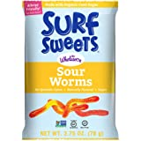 Surf Sweets Sour Worms 2.75 Ounce