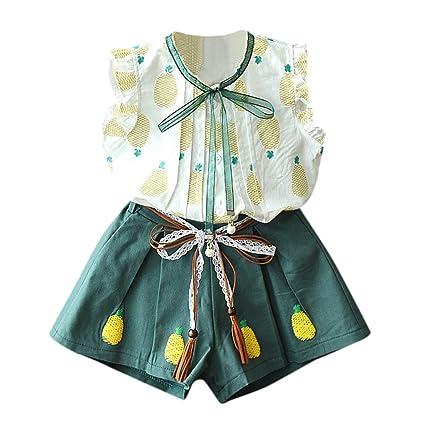 f33c8713b6de Amazon.com  ❤Ywoow❤ Baby Clothes Set