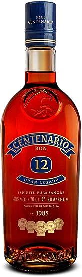 Ron centen Ario 12 años Gran Legado (1 x 0,7 l): Amazon.es ...