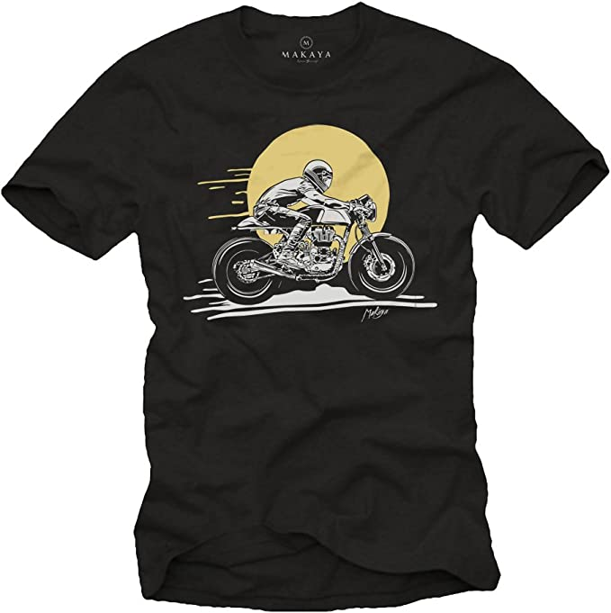 Biker Shirt, Cafe Racer