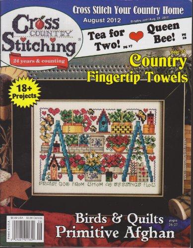 (Country Cross Stitching Magazine (August 2012))