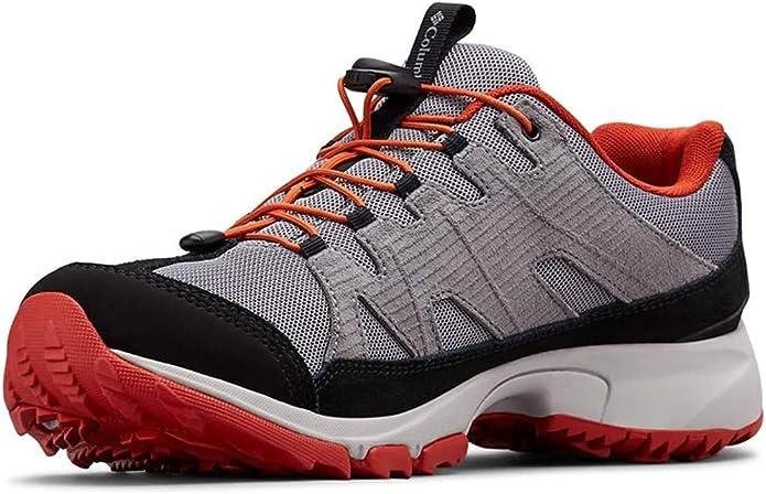 Columbia Five Forks, Zapatos de Senderismo Impermeables para Hombre