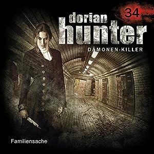 Familiensache (Dorian Hunter 34) Hörspiel