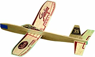 product image for Guillow Lot of 12 35 Starfire Balsa Wood Flying Toy Airplanes GUI-35-12
