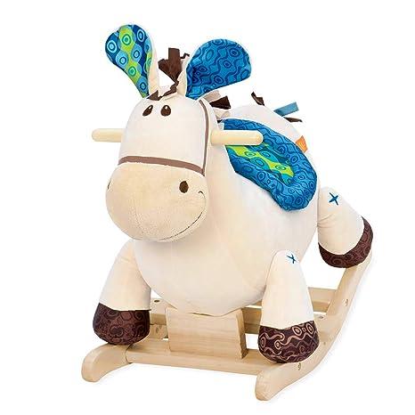 Buy Cheap Cavallo Dondolo Bimbo Bimba Infanzia Sedia Design Vintage Anni 60 Legno Bebe Other