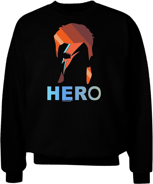 TOOLOUD Hero of The Weirdos Adult Dark Sweatshirt