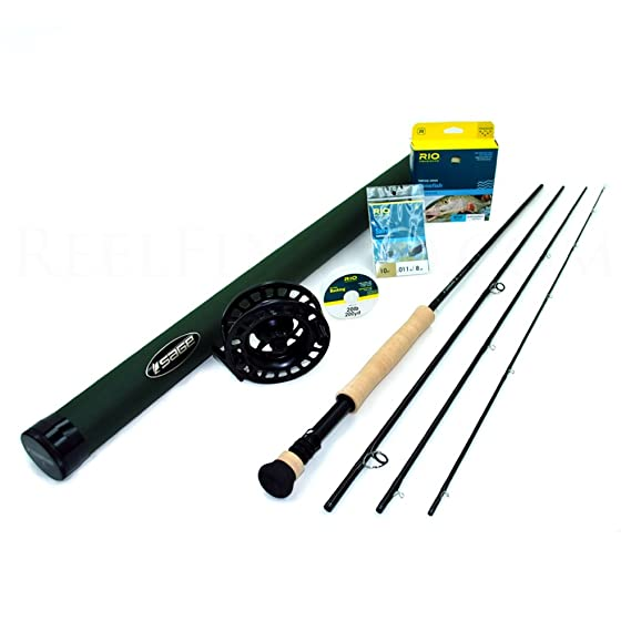 Sage X Ultimate Largemouth Bass Fly Rod Outfit
