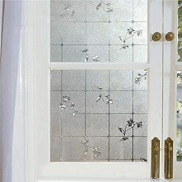 Be&xn 3D Datenschutz-Fenster-Folie, No-Glue Statisch ...