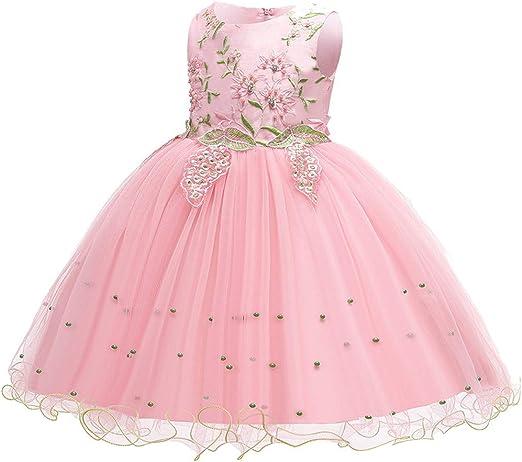 Hunpta@ - Vestido para niñas y bebés, Lindo Vestido Formal de ...
