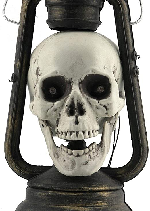 Crâne lanterne