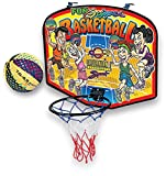Fun Gripper Pro Mini Basketball Hoop w/ Basketball By: Saturnian I