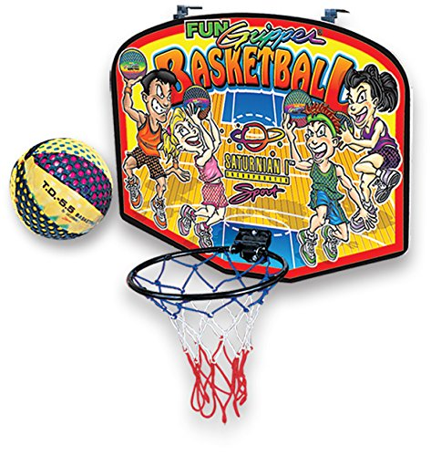 Fun Gripper Pro Mini Basketball Hoop w/ Basketball By: Saturnian I by Fun Gripper