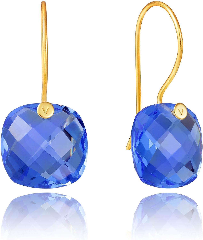 Pendientes Colgante Viceroy 9035E100-43 mujer plata Cristal
