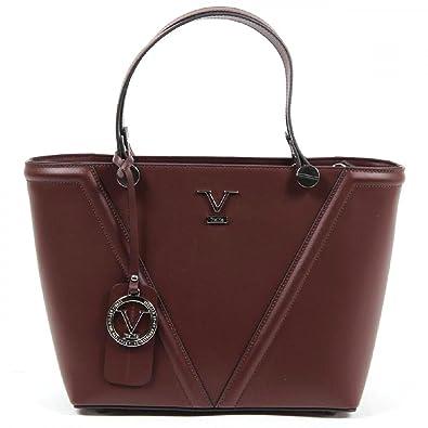 Versace 19.69 Abbigliamento Sportivo Srl Milano Italia Womens Handbag V008  S VINO 23463d849f17e