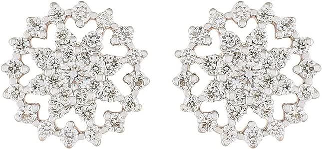 Liali 18K Rose Gold Earring