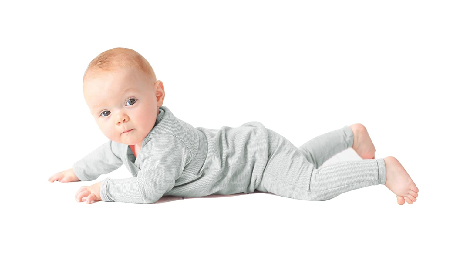 Merino Kids APPAREL ユニセックスベビー 6-12 Months Turtle Dove B00J93UP9A