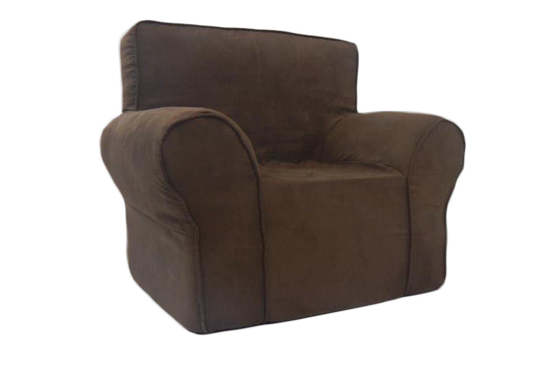 Fun Furnishings Fun Foam Chair Brown