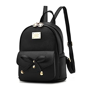 f5b7a4385f3 Fayland Women Teens Girls Leather Backpacks Purses Convertible Shoulder Bag
