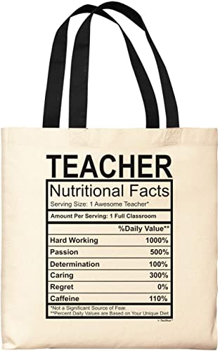Best Teaching Assistant Ever Large Beach Tote Bag Teacher Student Favourite