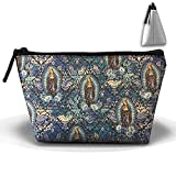 Oxford Fabric Goddess Of Faith Trapezoid Receive Bag,Sewing Kit Cartridge Bag Cosmetic Bag Storage Bag