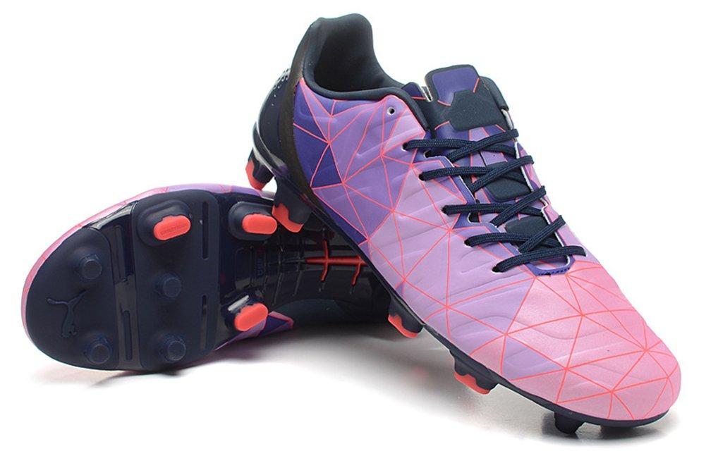 Haovetre Schuhe Fußball Evopower 1,2 Camo FG violett Herren Stiefel