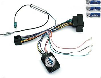 Niq Lenkradfernbedienungsadapter Inklusive Fakra Elektronik