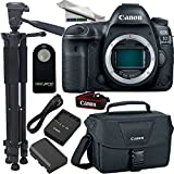 Canon EOS 5D Mark IV DSLR Camera ( Body Only ) + Deal-Expo Accessories Bundle