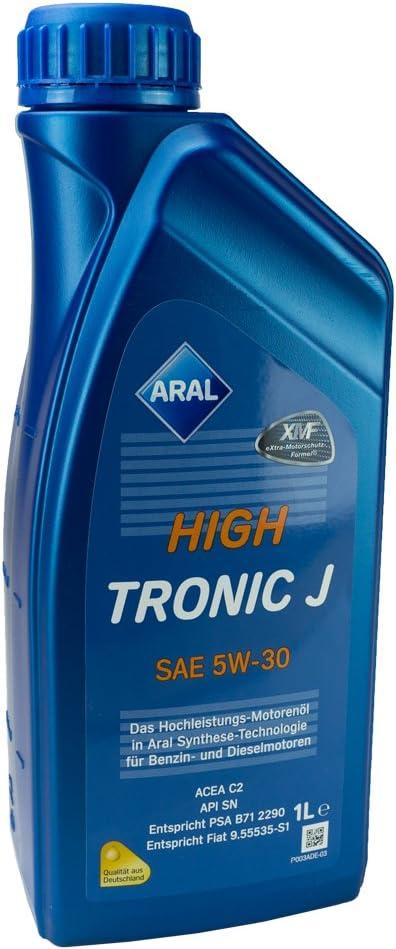 Aral 151ced High Tronic J Sae 5 W 30 Motoröle 1 Litre Auto
