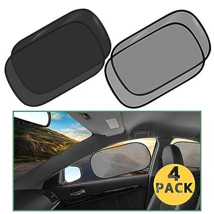 3df95aca001 Amazon.com  IC ICLOVER Car Window Shade