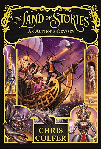 The Land Of Stories: An Author's Odyssey 4