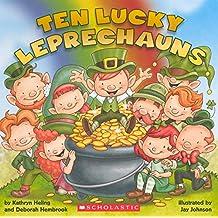 Ten Lucky Leprechauns (Turtleback School & Library Binding Edition)