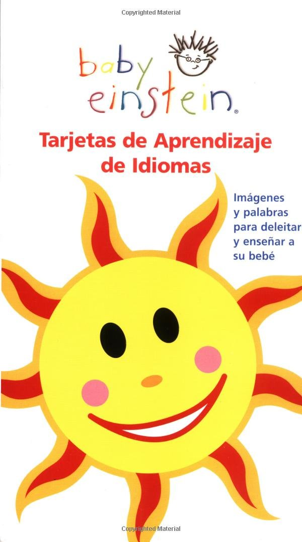 Baby Einstein: Tarjetas de aprendizaje de idiomas: Language Discovery Cards, Spanish-Language Edition (Spanish Edition) pdf