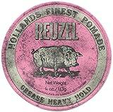 #9: Reuzel Pink Heavy Grease, 4 Ounce