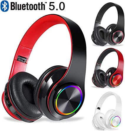 Wireless Bluetooth Headset Rechargeable