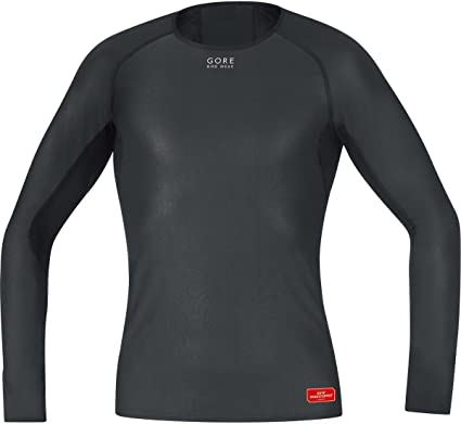 GORE WEAR Herren Gore M Base Layer Shirt Langarm