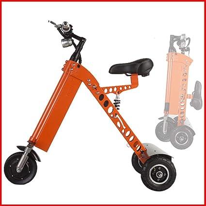 Amazon.com: OTO Bicicleta eléctrica plegable – Instrumento ...