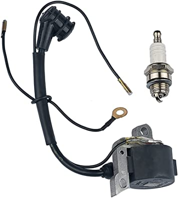 Ignition Coil /& Spark plug For Stihl 024 026 028 029 034 036 038 039 chainsaw