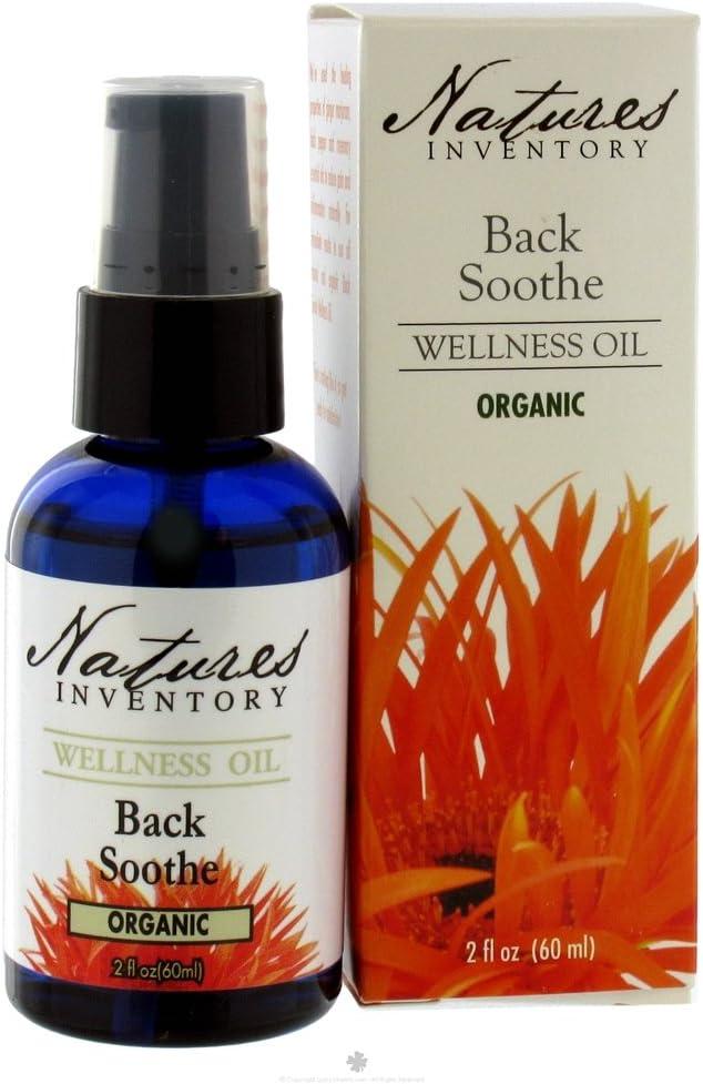 Back Soothe Wellness Oil 2 fl. oz.