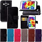 Galaxy Core Prime Case,IVY Four Leaved Clover Case For Samsung Galaxy Core Prime - Best Reviews Guide