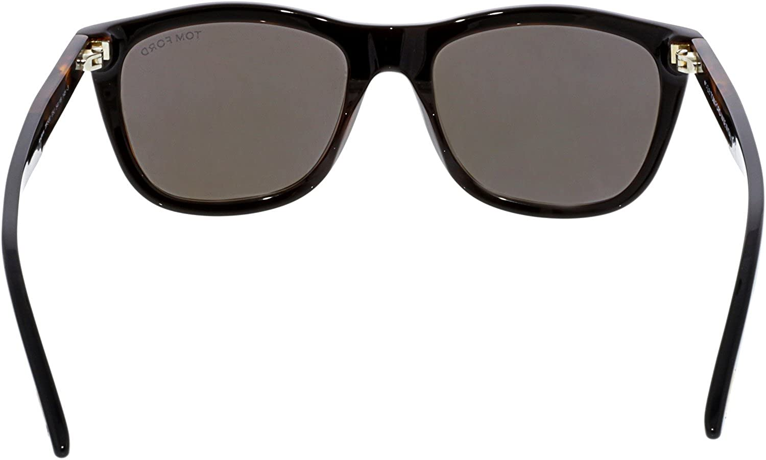 e36b9ec8ff3 Amazon.com  Tom Ford FT0500 05J Black Dark Havana Andrew Square Sunglasses  Lens Category 3  Tom Ford  Clothing
