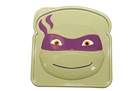 Nickelodeon Teenage Mutant Ninja Turtles Sandwich Savr, Purple