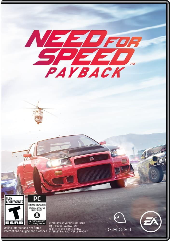 Amazon.com: Need for Speed Payback [Online Game Code]: Video Games