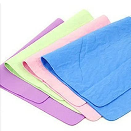 Magic Car Washing Wipe Towel Cloth Absorber Synthetic Chamois Leather Hot
