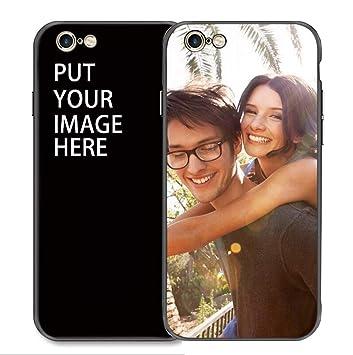 LAGUI DIY Funda Compatible for Samsung A50, Personalice el Diseño Personalizado de su Propia Carcasa Trasera de Vidrio.