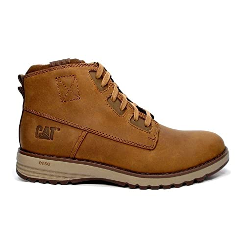 Caterpillar CAT Tate Waterproof P721794 Zapatos para hombre Sneakers Marrón (Tan) (41)
