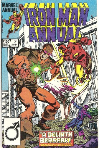 Iron Man Comic Book Pdf