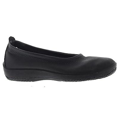 Arcopedico Womens L2-4111 Black Vegan Shoes 38 EU