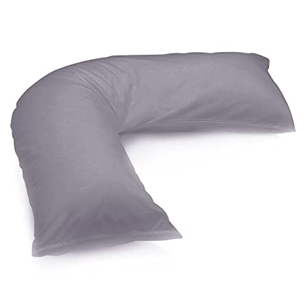 Queens Land Home VShaped Pillow Case Cover Of Nursery Orthopedic Impressive Covers For V Shaped Pillows