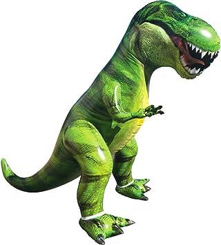 Amazon.com: Gigante T-Rex Dinosaurio inflable para ...