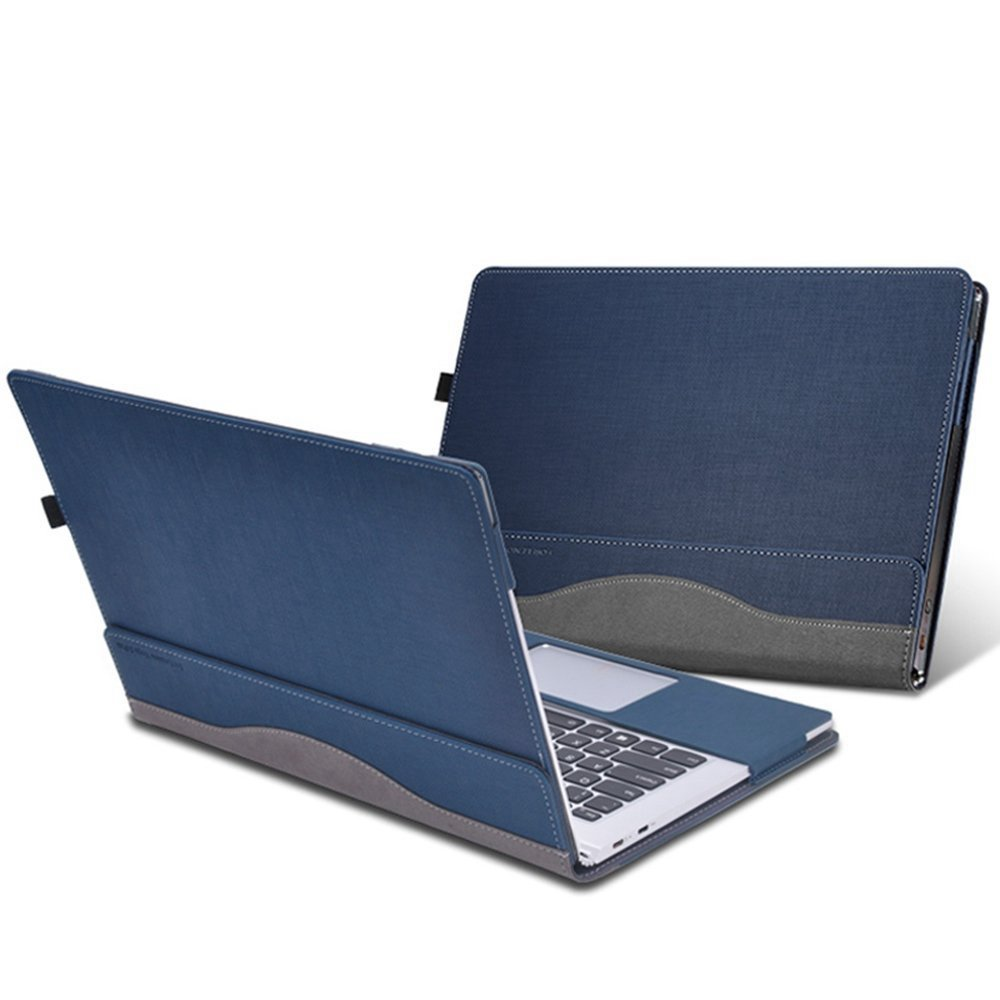 Honeycase Compatible for Lenovo Thinkpad X1 Yoga Case 14 inch 1st Gen & 2nd Gen & 3rd Gen Laptop(Not fit Thinkpad X1 Yoga 4th Gen),PU Leather Folio ...